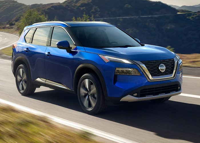 Shop for a new 2021 Nissan Rogue Crossover SUV at Lithia