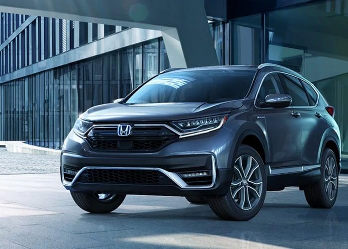 Shop for a new 2021 Honda CR-V Crossover SUV at Lithia