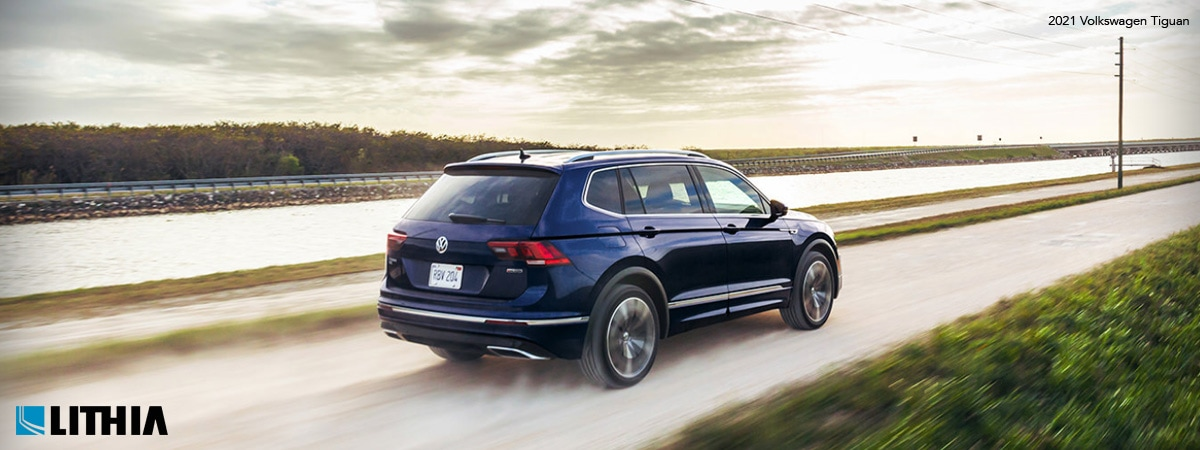If you're looking for the 2021 Best Value SUV, Lithia has it. Check out all the details on the new 2021 Volkswagen Tiguan.