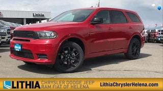 New 2019 Dodge Durango GT AWD Sport Utility Helena, MT