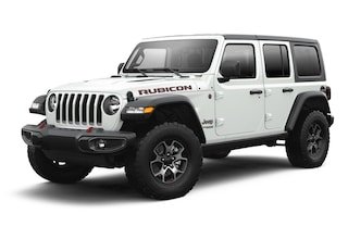 New 2021 Jeep Wrangler UNLIMITED RUBICON 4X4 Sport Utility For Sale in Helena, MT