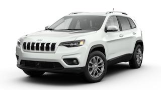 New 2021 Jeep Cherokee LATITUDE PLUS 4X4 Sport Utility Helena, MT