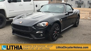New 2020 FIAT 124 Spider ABARTH Convertible Helena, MT