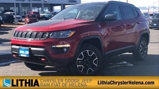 New 2021 Jeep Compass TRAILHAWK 4X4 Sport Utility Helena, MT