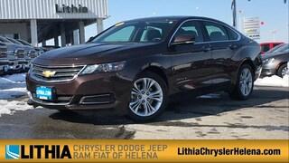 Used 2015 Chevrolet Impala LT w/1LT Sedan Helena, MT