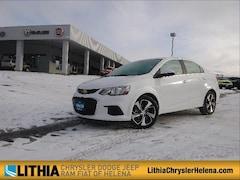 2017 Chevrolet Sonic Premier Auto Sedan Helena, MT
