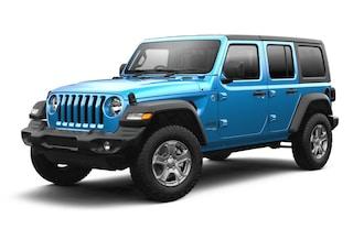 New 2021 Jeep Wrangler UNLIMITED RHD Sport Utility Helena, MT