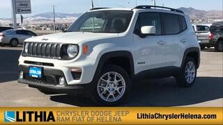 New 2021 Jeep Renegade LATITUDE 4X4 Sport Utility Helena, MT