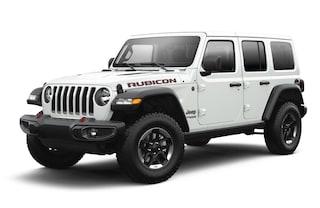 New 2021 Jeep Wrangler UNLIMITED RUBICON 4X4 Sport Utility Helena, MT