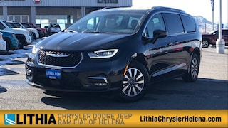 New 2021 Chrysler Pacifica Hybrid TOURING L Passenger Van Helena, MT