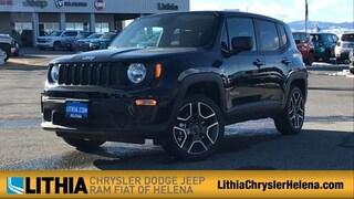 New 2021 Jeep Renegade JEEPSTER 4X4 Sport Utility Helena, MT