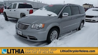 Used 2015 Chrysler Town & Country Touring-L Van Helena, MT