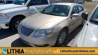 Used 2014 Chrysler 200 LX Sedan Helena, MT