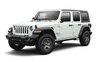New 2021 Jeep Wrangler UNLIMITED SPORT S 4X4 Sport Utility For Sale in Helena, MT