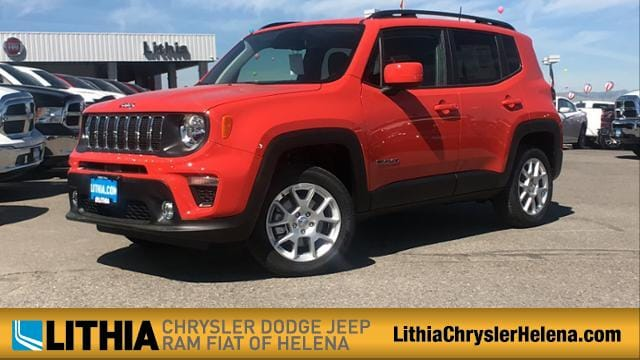 New 2019 Jeep Renegade For Sale at Lithia Chrysler Dodge