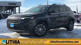 Used 2019 Jeep Cherokee Latitude Plus FWD SUV Helena, MT