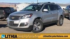 Used 2017 Chevrolet Traverse LT w/1LT SUV Helena, MT