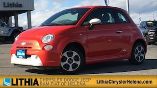 2017 FIAT 500e Battery Electric Hatchback Helena, MT