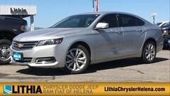 Used 2019 Chevrolet Impala LT w/1LT Sedan Helena, MT