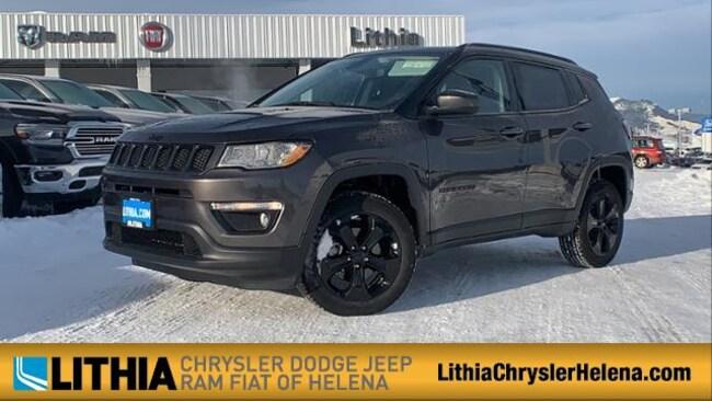 New 2019 Jeep Compass ALTITUDE 4X4 Sport Utility Helena, MT