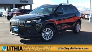 New 2020 Jeep Cherokee LATITUDE FWD Sport Utility Helena, MT