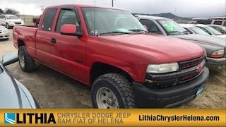 Used 2000 Chevrolet Silverado 1500 LT Truck Extended Cab Helena, MT