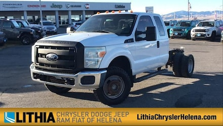 2011 Ford F-350 Chassis Truck Super Cab