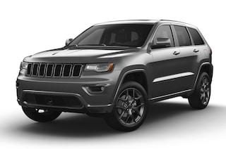 New 2021 Jeep Grand Cherokee 80TH ANNIVERSARY 4X4 Sport Utility Helena, MT