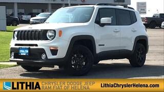 New 2020 Jeep Renegade ALTITUDE 4X4 Sport Utility Helena, MT