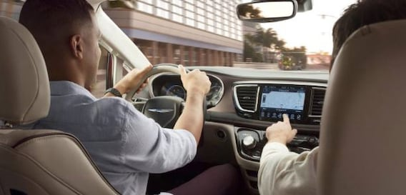 Your Uconnect System   Lithia Chrysler Dodge Jeep Ram FIAT
