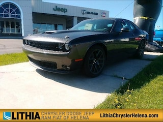 New 2017 Dodge Challenger T/A PLUS Coupe Helena, MT