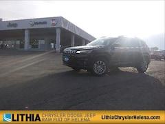New 2019 Jeep Cherokee LATITUDE PLUS 4X4 Sport Utility Helena, MT
