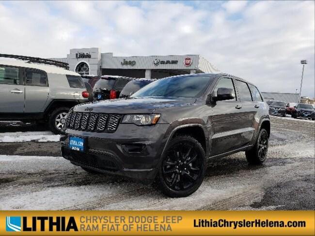 New 2019 Jeep Grand Cherokee ALTITUDE 4X4 Sport Utility Helena, MT
