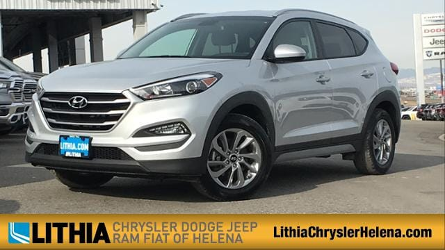 Tucson Used Cars >> Used 2018 Hyundai Tucson Sel Molten Silver For Sale In Helena