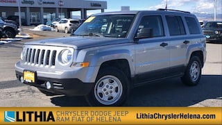 Certified Pre-Owned  2017 Jeep Patriot Sport FWD SUV Helena, MT