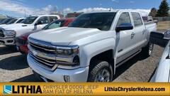 Used 2016 Chevrolet Silverado 1500 High Country Truck Crew Cab Helena, MT