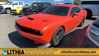 Used 2021 Dodge Challenger R/T Scat Pack Coupe Helena, MT