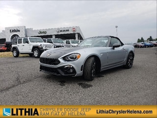 New 2018 FIAT 124 Spider ABARTH Convertible Helena, MT