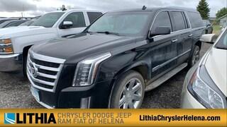 Used 2015 CADILLAC Escalade ESV Luxury SUV Helena, MT