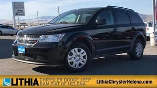 New 2020 Dodge Journey SE (FWD) Sport Utility Helena, MT