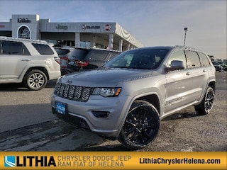 New 2019 Jeep Grand Cherokee ALTITUDE 4X4 Sport Utility Helena, MT