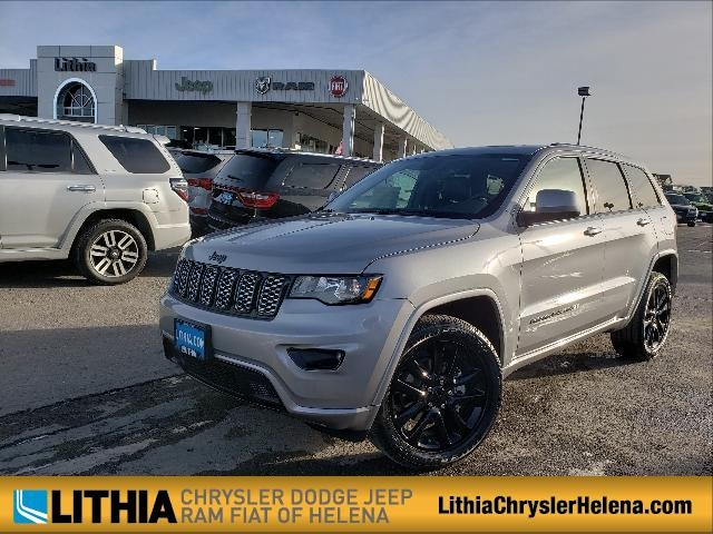 New 2019 Jeep Grand Cherokee For Sale at Lithia Chrysler