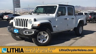 Certified Pre-Owned  2020 Jeep Gladiator Sport Truck Crew Cab Helena, MT