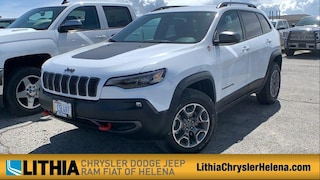 Used 2020 Jeep Cherokee Trailhawk SUV Helena, MT