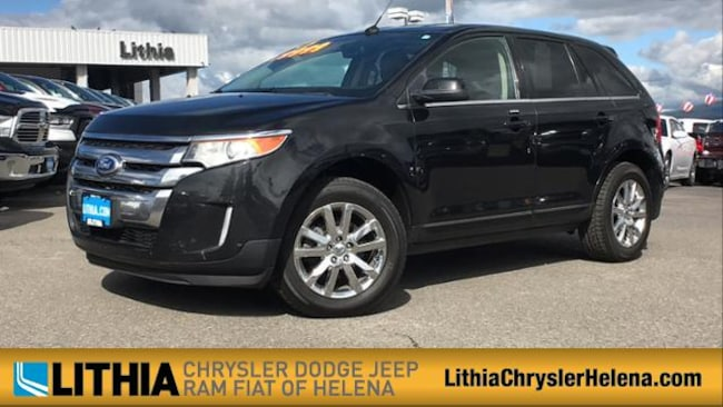 Used 2013 Ford Edge Limited AWD SUV Helena, MT