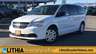 2017 Dodge Grand Caravan SE Van Helena, MT