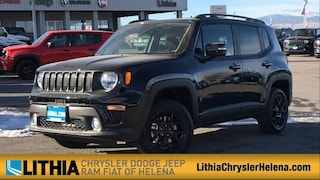 New 2020 Jeep Renegade ALTITUDE 4X4 Sport Utility For Sale in Helena, MT