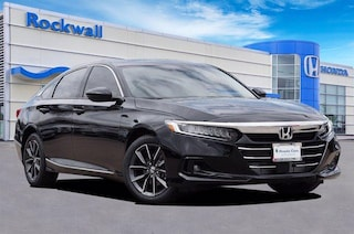 2021 Honda Accord EX-L 1.5T Sedan for Sale Rockwall TX