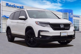 2021 Honda Pilot Black Edition AWD SUV for Sale in Rockwall TX