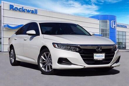 2021 Honda Accord LX 1.5T Sedan for Sale in Rockwall TX